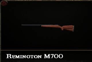 Remington M700 (Jamie Sue)