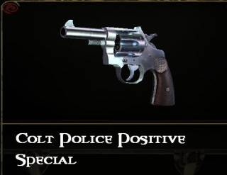 Colt Police Positive Special (Thirty Eight)