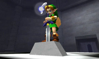Ocarina of Time had some powerful, cinematic moments.
