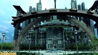 Rubrum Peristylum Suzaku Magic Academy seen in the game.