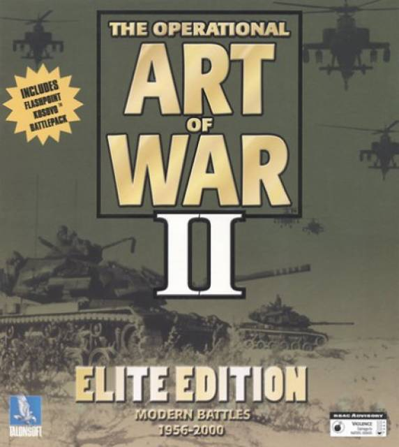 The Operational Art of War II: Elite Edition