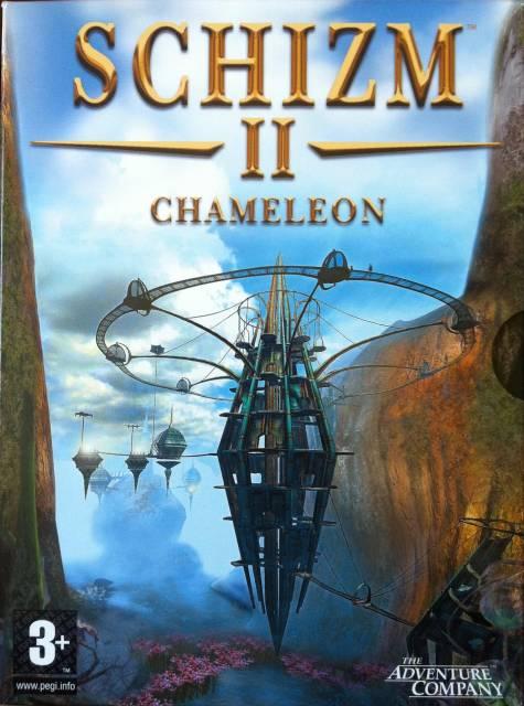 Mysterious Journey II: Chameleon