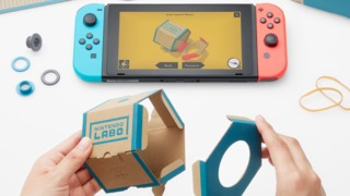 Building a Toy-Con with Labo's step-by-step interactive 3D instructions