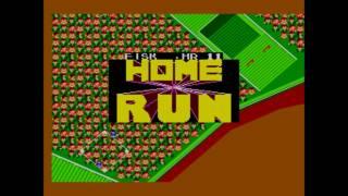 Home Run Text