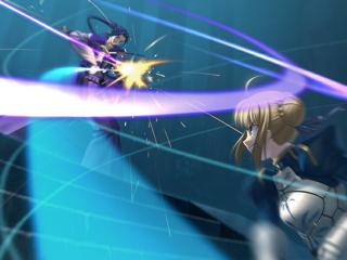 Assassin vs Saber