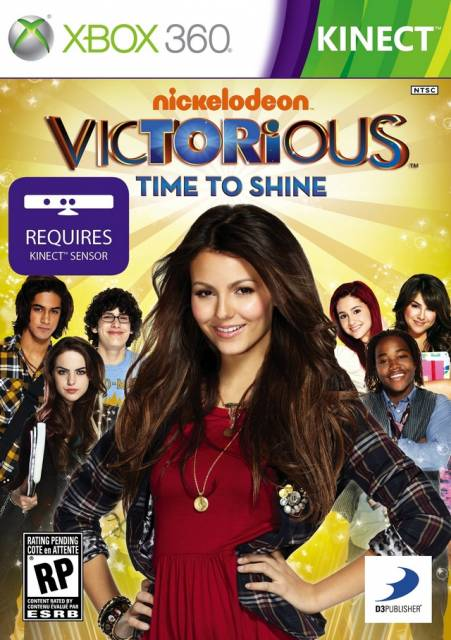 I thought this was going to be a Victorious Boxers Kinect game.