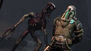 There's a distinct lacking in enemy variety for Dead Space 3.