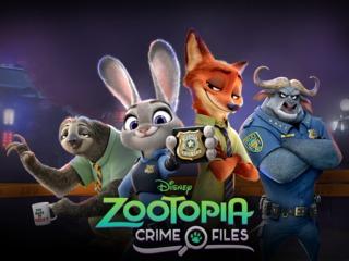 Zootopia Crime Files: Hidden Object