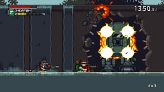 Mercenary Kings features both local and online co-op.