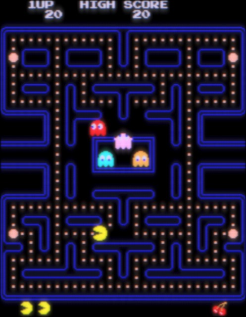 An important icon of arcade gaming