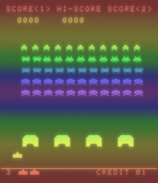 Arcade (cabaret/cocktail) version