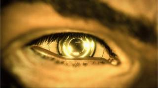 Jensen's robotic eye