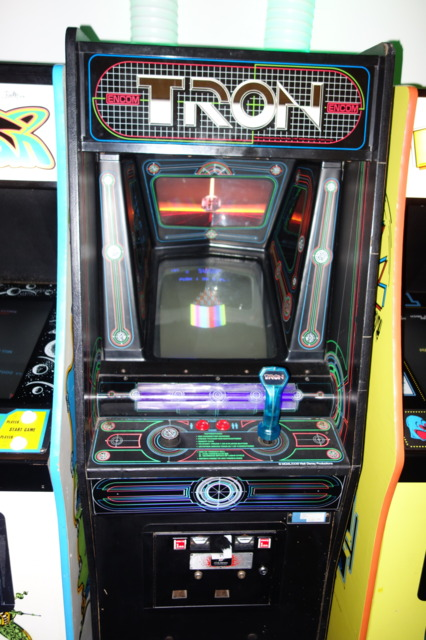 The TRON game we've all been waiting for.