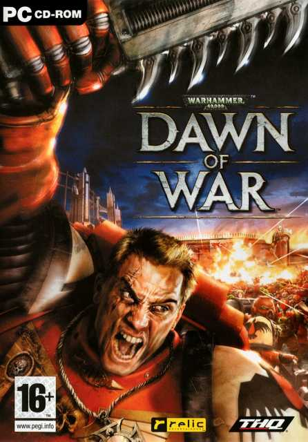 Dawn of War shifted the focus from resource management to combat.
