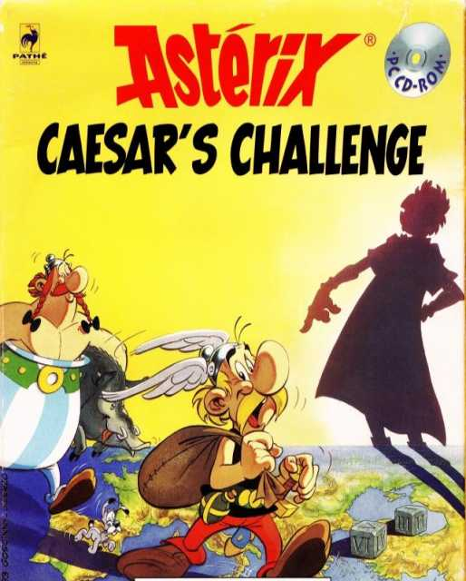 Asterix: Caesar's Challenge