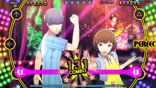 It's costumes and accessories galore in Persona 4 Dancing All Night!