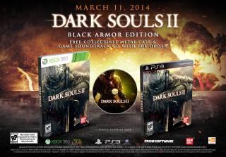 Dark Souls II Black Armor Edition
