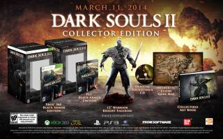 Dark Souls II Collector Edition