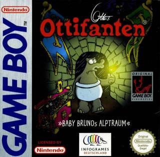 Ottifanten: Baby Bruno's Alptraum