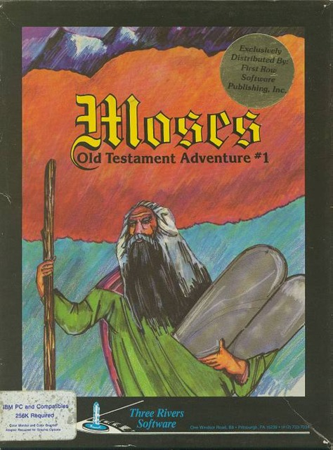 Moses: Old Testament Adventure #1