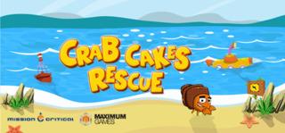 Crab Cakes Rescue