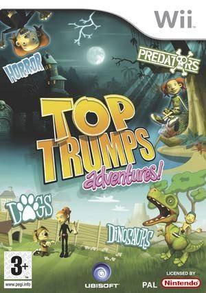 Top Trumps Adventures!