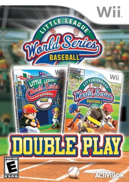 Little League World Series Baseball: Double Play