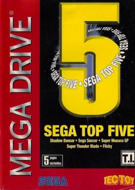 Sega Top Five