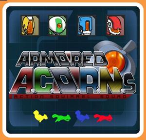 Armored ACORNs: Action Squirrel Squad