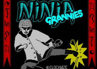 Ninja Grannies