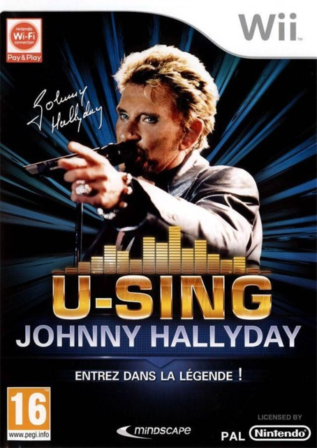 U-Sing: Johnny Hallyday