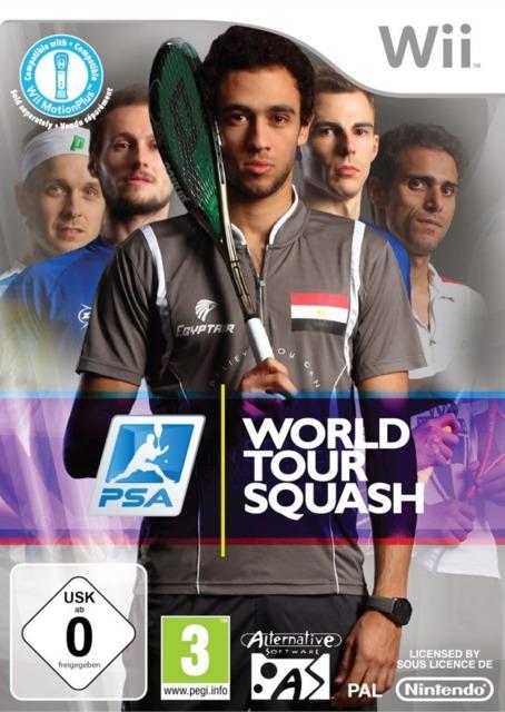 PSA World Tour Squash