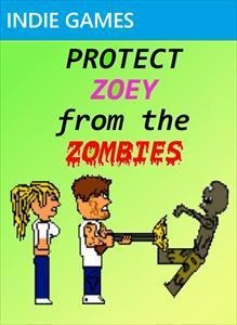 Protect Zoey from the Zombies