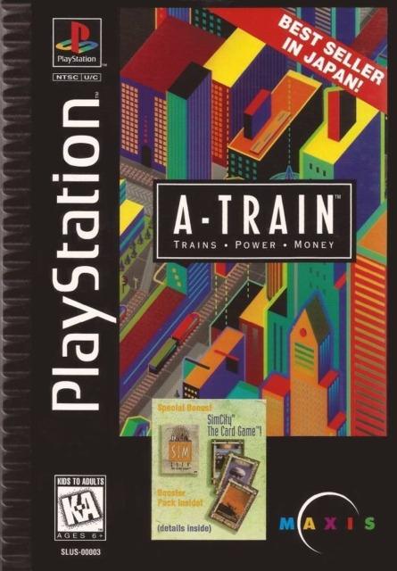 A-Train: Trains · Power · Money