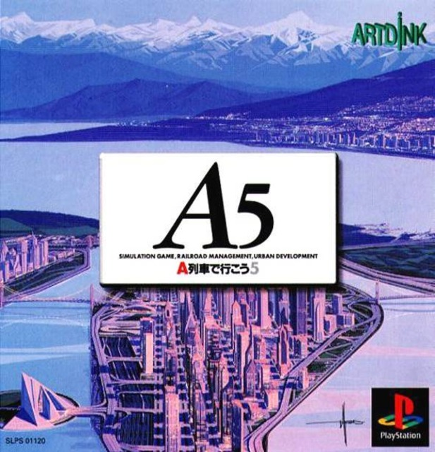 A5: A-Ressha de Ikou 5