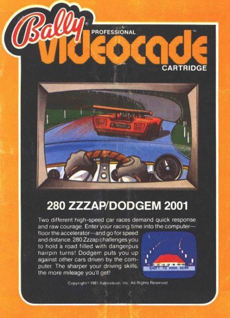 Zzzap/Dodgem