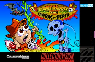Sydney Hunter and the Caverns of Death