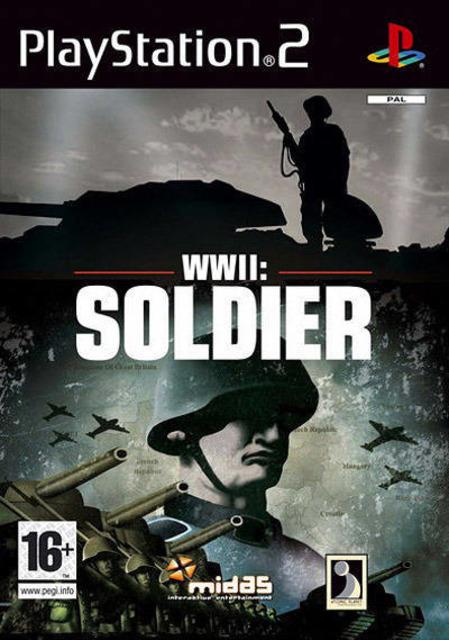 WWII: Soldier