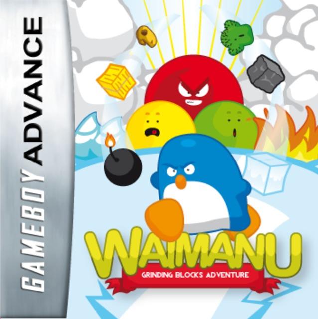 Waimanu: Grinding Block Adventure