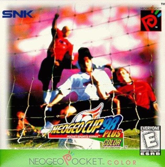 Neo Geo Cup '98 Plus Color