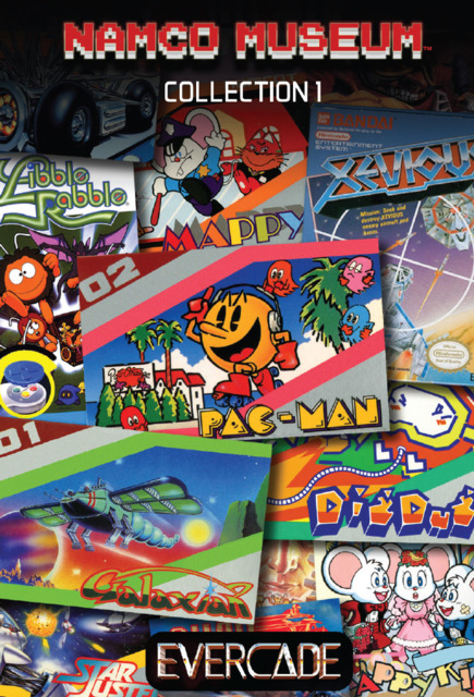 Namco Museum Collection 1