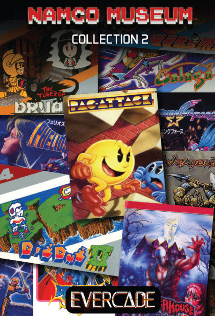 Namco Museum Collection 2