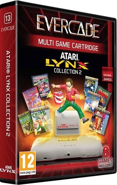 Atari Lynx Collection 2