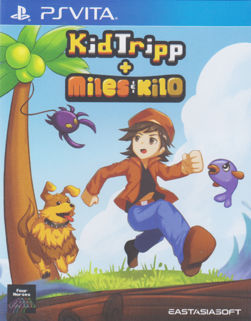 Kid Tripp + Miles & Kilo