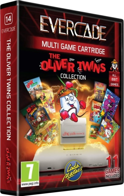 The Oliver Twins Collection