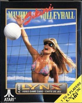 Malibu Beach Volleyball