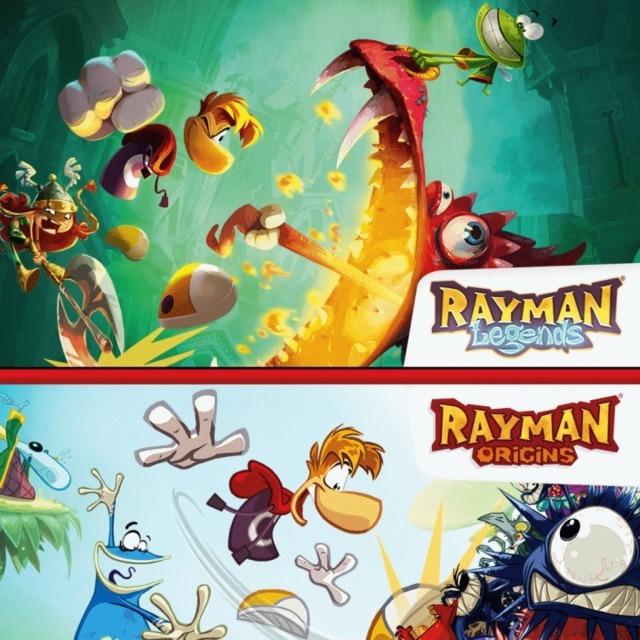 Rayman Legends/Rayman Origins