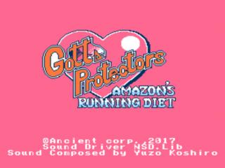 Gotta Protectors: Amazon's Running Diet