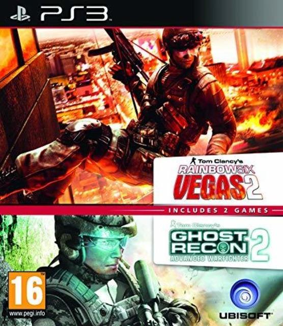 Tom Clancy's Rainbow Six: Vegas 2/Tom Clancy's Ghost Recon: Advanced Warfighter 2