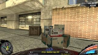 Suspiciously realistic boxes.
